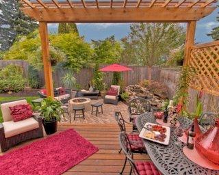 Set de masa cu scaune pentru terasa din fier forjat