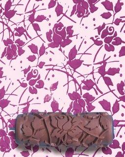 Rola cu model trandafiri