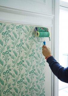 Rola pentru realizare modele florale pereti
