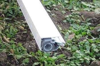 Montare plasa de tantari pentru termopane cu rulou tip caseta