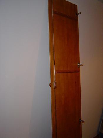 usa pregatita pentru montare
