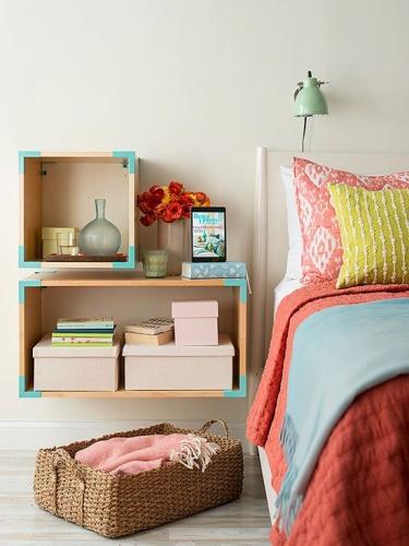 Idee pentru amenajarea unui dormitor mic