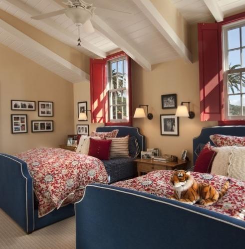 Obloane de lemn pentru interior - modele pentru decorarea casei