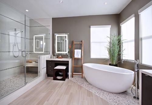 Oglinda pentru baie cu rama cu lumina