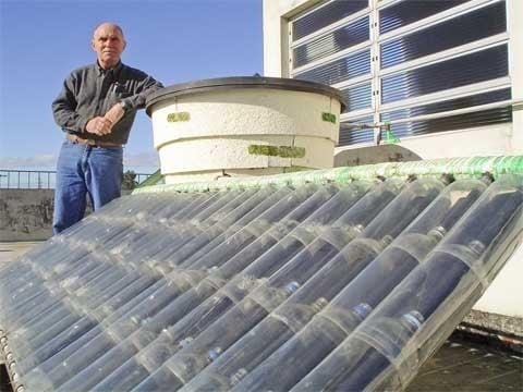 Cum iti construiesti un panou solar acasa