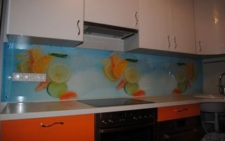 Panouri decorative cu fructe