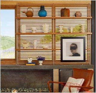 Panou din lemn pentru ferestre