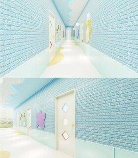 Panou decorativ pentru pereti clinica