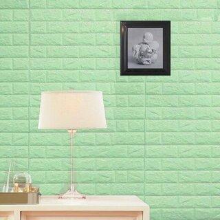 Panouri decorativ culoare verde ou rata
