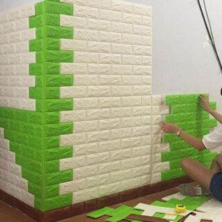 Panouri decorative pentru colturile peretilor
