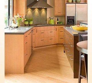 Linoleum in bucatarie