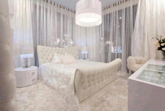 Patul alb - puritate, prospetime si perfectiune in dormitor