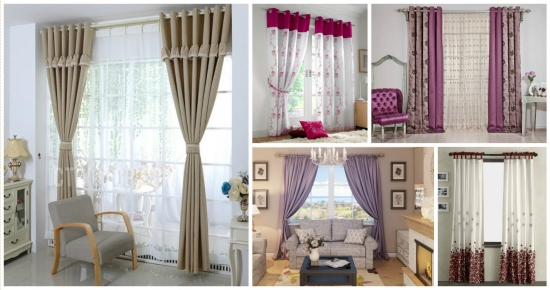 Perdele si draperii frumoase - modele sofisticate pentru ferestrele din casa ta