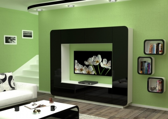 Design modern perete tv