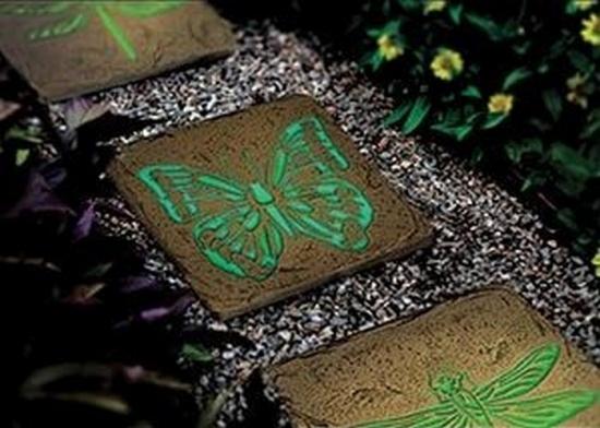 Dale fosforescente verzi
