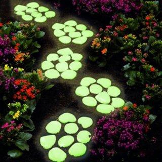 Pietris cu pigment fosforescent