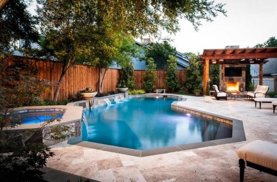 Piscine exterioare idei si sfaturi de amenajare care vor for Amenajari piscine exterioare