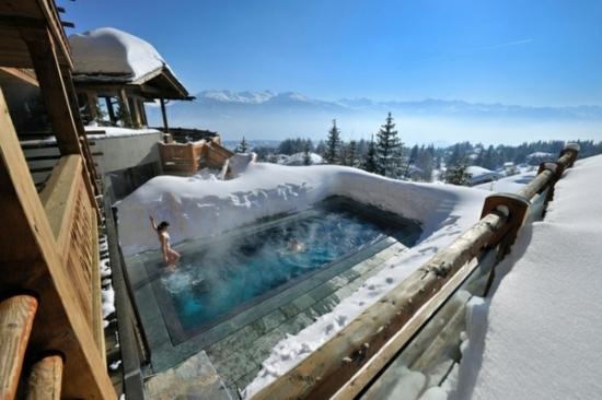 10 gradini moderne cu piscina