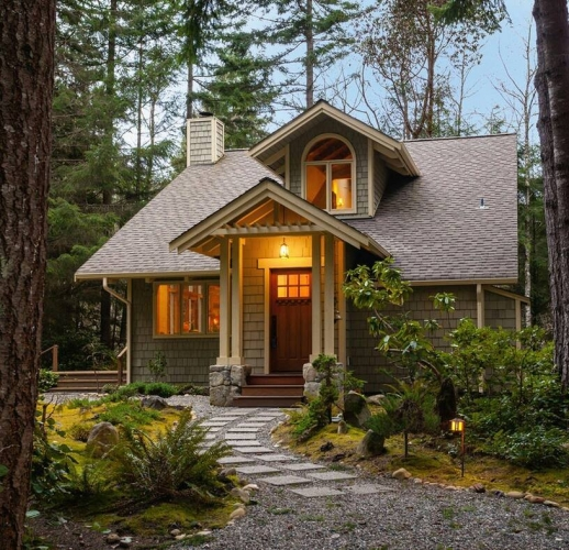 Iluminat exterior veranda casa