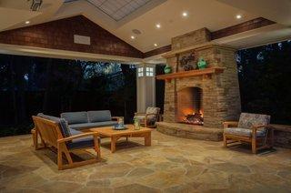Plafoniere led pentru terasa