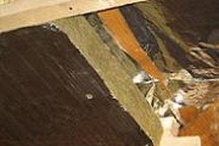Vata minerala sau polistiren pentru izolatia mansardei