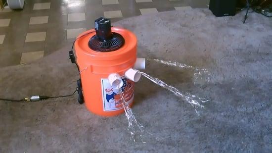 Aparat de aer conditionat homemade - Iata cum poti sa-l faci in doar 5 pasi simpli
