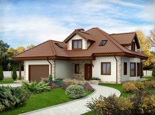 Proiect casa 2 intrari
