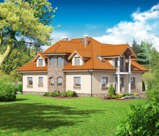 Model de casa cu 10 dormitoare