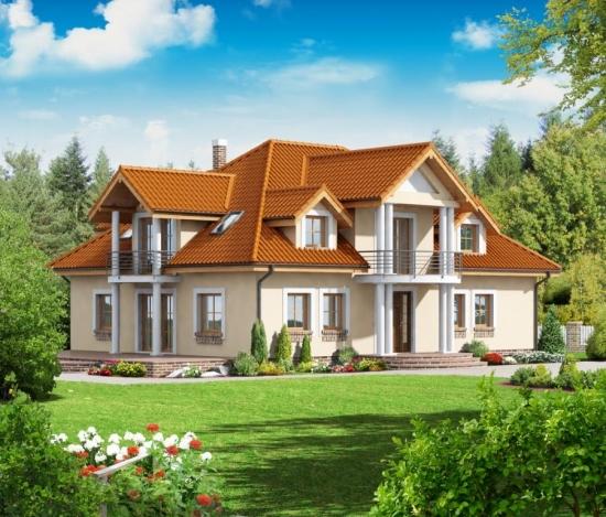 Proiect vila rezidentiala cu 10 dormitoare