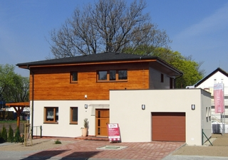 Casa pasiva exemplu de constructie