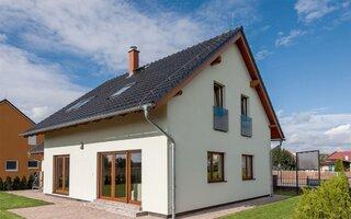 Exemplu de casa construita dupa proiect