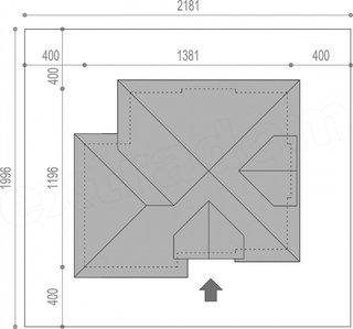 Dimensiuni teren casa cu 5 camere