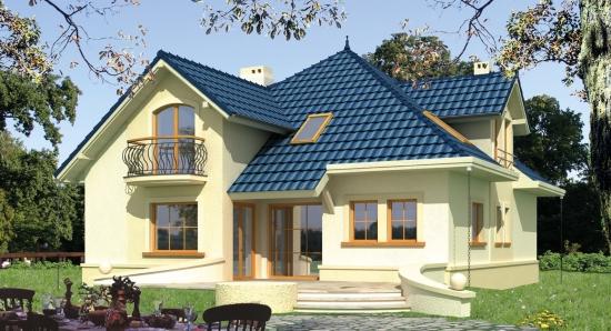 Proiect casa cu doua intrari
