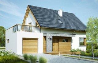 Casa frumoasa P+M cu garaj