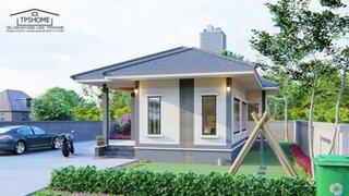 Casa ingusta cu ferestre pe toate laturile