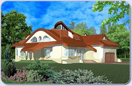 Casa mare cu 6 dormitoare vedere gradina