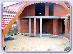 Constructie casa mare cu 6 dormitoare