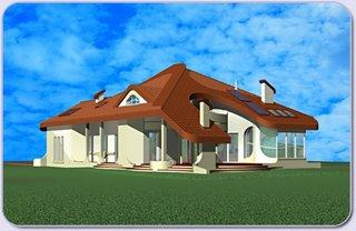 Proiect casa cu suprafata de 303 mp