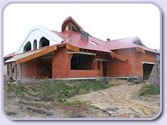 Stadiu constructie casa mare conform proiect