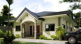Casa cu parter suprafata utila 44 mp