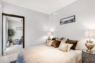Dormitor casa moderna