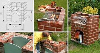Proiect constructie gratar