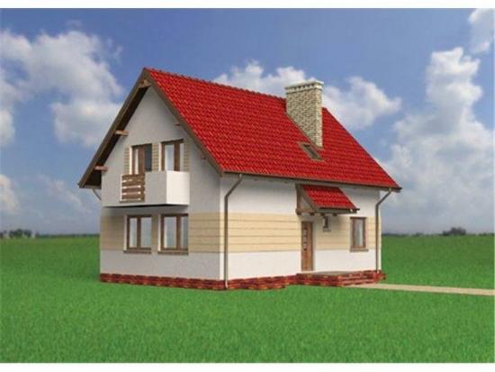 Proiect casa 238 mp cu 5 camere