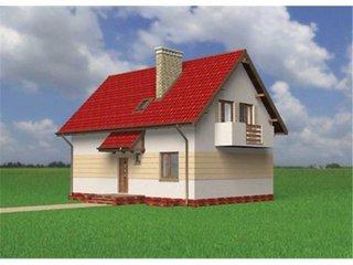 Proiect casa cu 5 camere si 2 bai