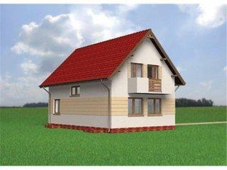 Proiect casa parter 238 mp 5 camere si 2 bai