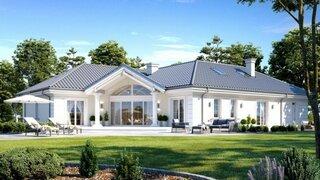 Vila eleganta cu mezanin