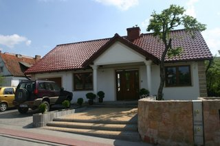 Casa construita dupa proiect -  proiect II