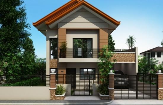 Patru proiecte de case foarte inguste - unul dintre ele poate fi construit pe un teren de 60 de metri