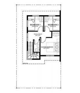 proiect 3 etaj cu 3 dormitoare si o baie