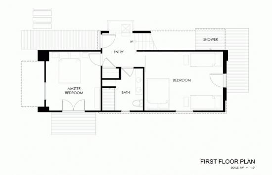4 Plan casa la tara mica primul nivel